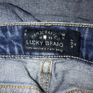 Lucky Brand Jeans - Adorable lucky brand embroidered jeans!!